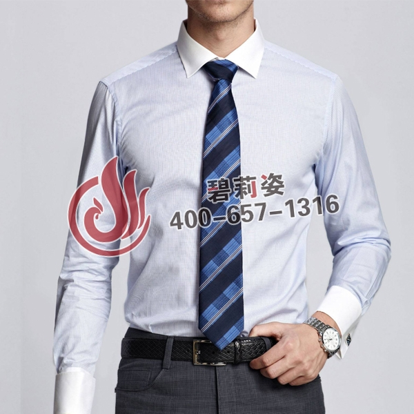 上门定制高端衬衫西服