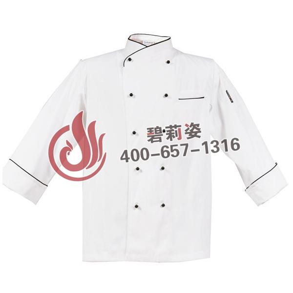 厨师服装款式