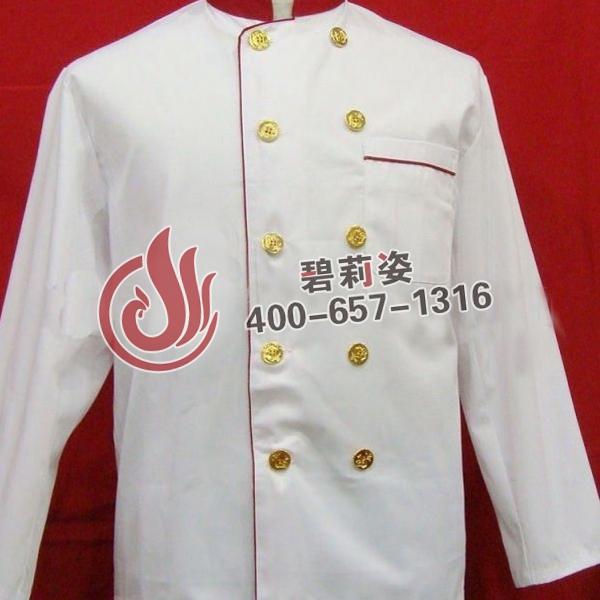 厨师服装哪里有卖的?